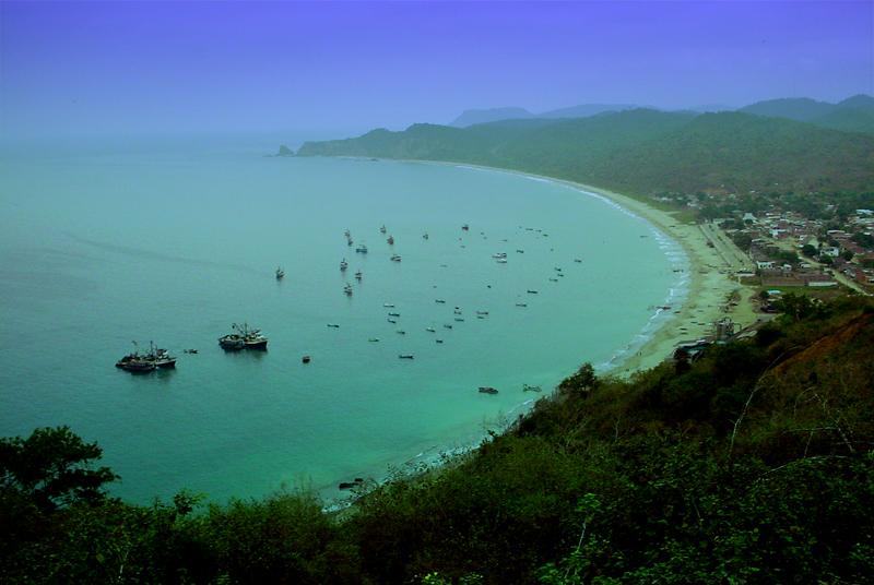 Salango Bay