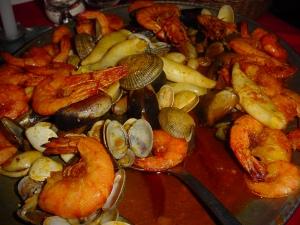 Ecuadorian seafood